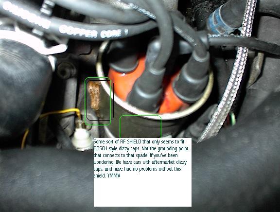 Oil Pressure Sensor >> Corrado G60 Technical Tutorial with Pictures : How-To Library : VW Corrado World