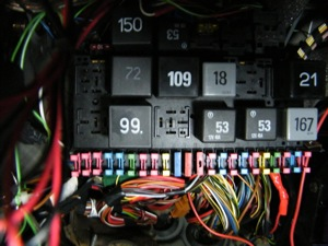 corrado vr6 fuse panel troubleshooting corrado electrical gremlins how to library vw electrical fuse box problems at aneh.co
