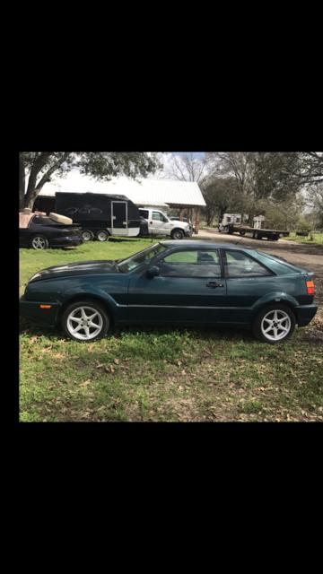 1990 Corrado for sale, whole or parts : Buy, Sell & Trade Forum : VW