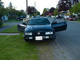 Joe Shapiro 1993 Volkswagen Corrado black