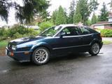 1990 Volkswagen Corrado G60 LC5Z Pearl Effect Blue Skye Nott