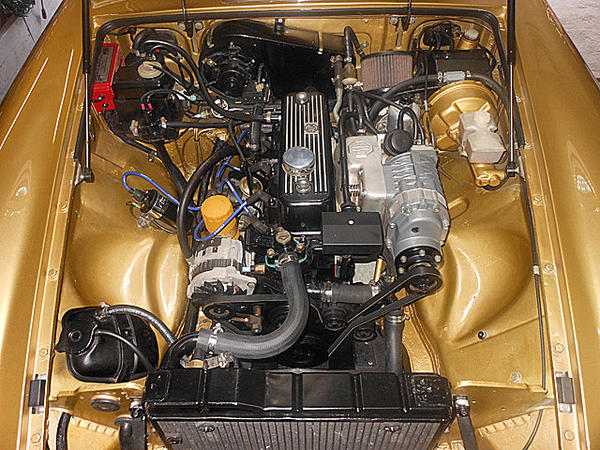 1977 MG MGB (GHN5UH436163G) : Registry : VW Corrado World