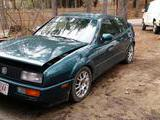 1990 Volkswagen Corrado Green Steve C