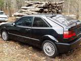 1992 Volkswagen Corrado Black Steve C