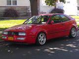 1993 Volkswagen Corrado Red adam p