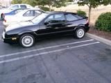 1991 Volkswagen Corrado Black Anrhony Y