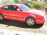 1993 Volkswagen Corrado Red Russ G