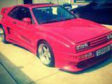 1990 Volkswagen Corrado Red sergio sobral