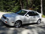 1990 Volkswagen Corrado Alpine White Tom Q
