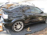 1991 Volkswagen Corrado Black Ray De Leon