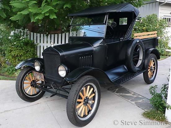 Steve White Vw >> 1925 Ford Model T (C) : Registry : VW Corrado World