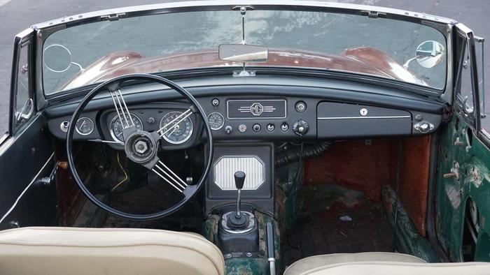 1966 Mg Mgb  Ghn3l86021g    Registry   Vw Corrado World